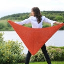 Triangle Wrap Knitting Kit