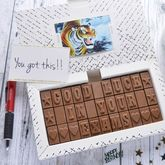 Chocolate Good Luck Gift - chocolates & confectionery