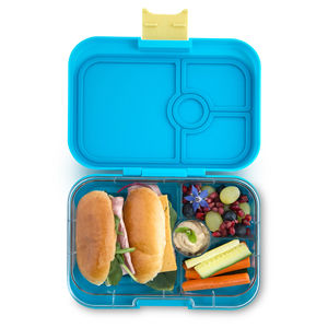 Yumbox Panino Lunchbox In Kai Blue - lunch boxes & bags