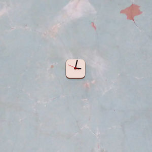 Streamline Original Wall Clock Small