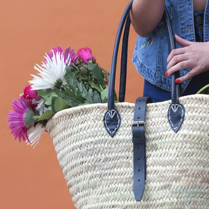 Bohemian Basket - picnics & barbecues