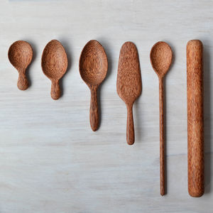 Coconut Wood Baking Utensils - baking