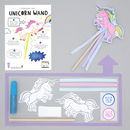 Make Your Own Unicorn Wand Kit