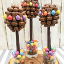 Malteser And Bunny Smartie Egg Tree