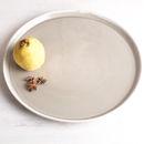 Cafe Stoneware Serving Platter