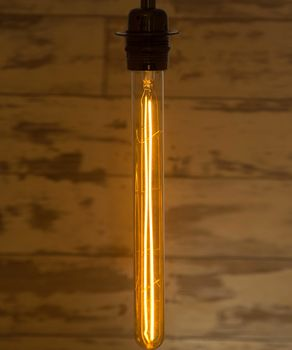 LED Long Tube Vintage Style Dimmable Light Bulb 4 W