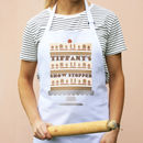 Personalised Cake Apron