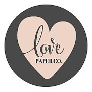 Love Paper Co Brand Logo