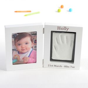 Personalised Baby Imprint Kit And Photo Frame - shop by room