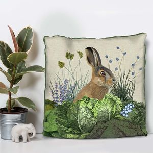 Cabbage Patch Rabbit Decorative Cushion Three - cushions