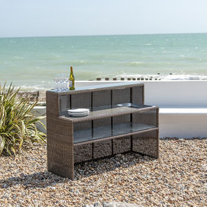 San Marino Serving Bar - garden furniture