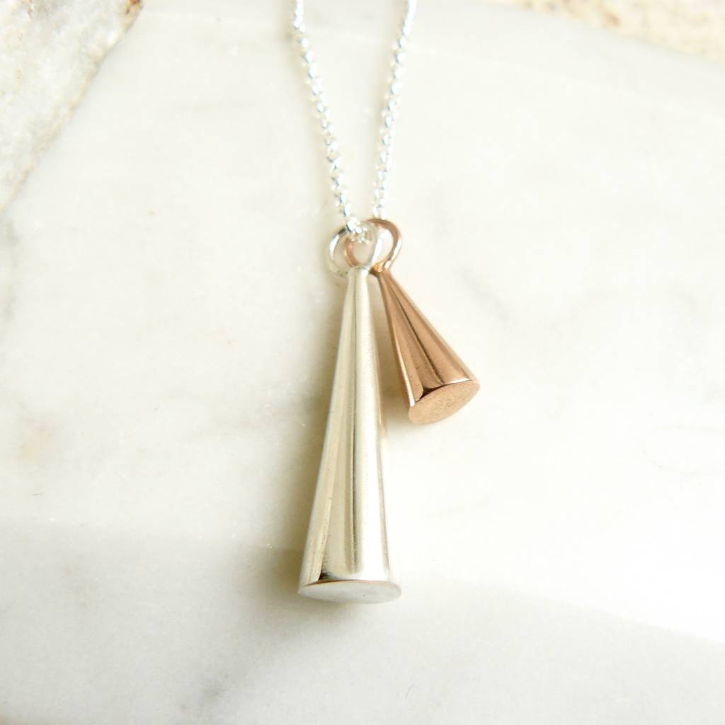 pendant light cone pin harborcoat torch lighting