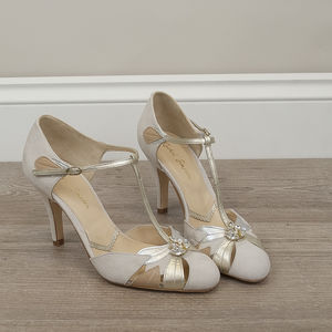 Wedding Shoes Emmeline Blush Ivory - what's new