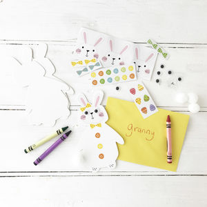 Easter Themed Card Making Kit - winter sale