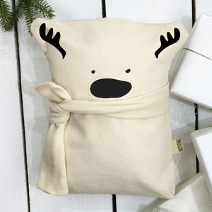 Moose Cushion - christmas cushions
