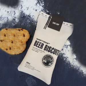 Barrett's Ridge Beer Biscuit Mix - bread & cheese