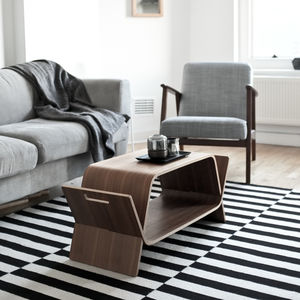 Embrace Walnut Coffee Table - home inspiration