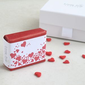 Personalised Valentines Gift Soap - view all new