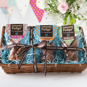 Chocolate Fudge Hamper