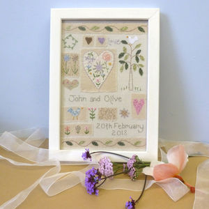 Love Sampler - pictures & prints for children