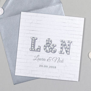 Carnival Wedding Invitation - invitations