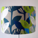 Jungle Leaf Printed Lampshade