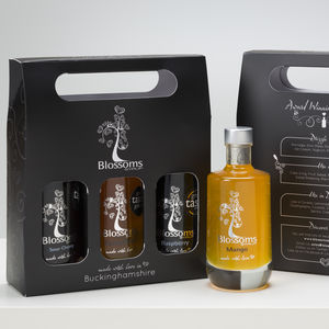 British Syrups Gift Box With Recipe Card