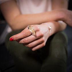 Deep Illusion Ring