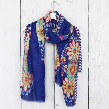 Folklore Floral Scarf