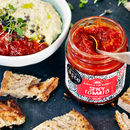 Spicy Tomato Relish Jar Trio