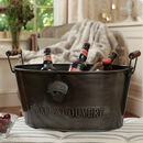 Embossed Bottle Bucket With Opener