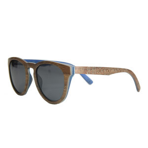 Enjees Handcrafted Wooden Walnut Sunglasses - hats