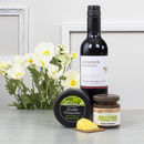 Wine And Cheese Sel Hamper Ayr 2017