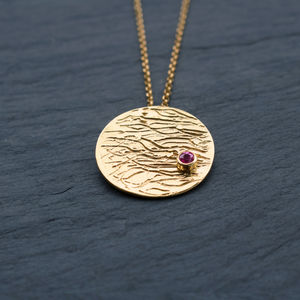 Jupiter Pendant - necklaces & pendants