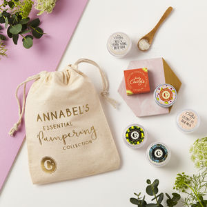Personalised Essential Pampering Collection - gift sets