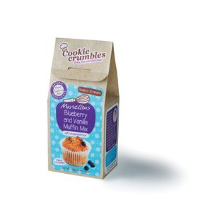 Blueberry And Vanilla Muffin Mix - baking kits