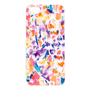 Colourful Transparent iPhone Case