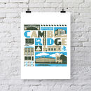 Cambridge Print