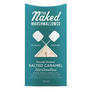 Salted Caramel Marshmallows - stocking fillers under £15