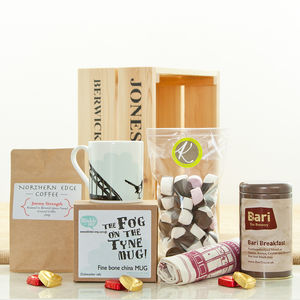 Berwick Tea And Coffee Hamper - food gifts
