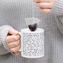 Tea Mug; Gift For Tea Lover