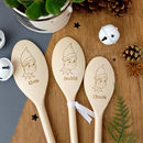 Personalised Elf Spoon