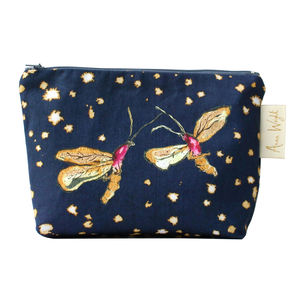 Fireflies Makeup Toiletry Bag