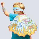 Colour In Fancy Dress Pack Super Hero