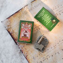 Christmas Music Box Kit In A Matchbox