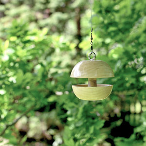 Ash 'Applecore ' Bird Feeder - bird feeders