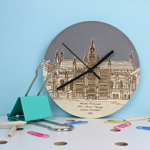 Graduation Wall Clocks
