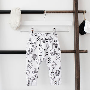 Christmas Diamond Baby And Toddler Leggings - gifts for babies