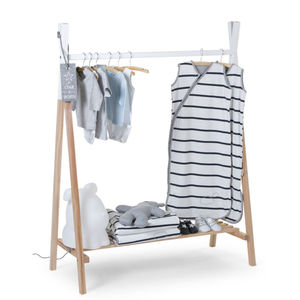 Teepee Clothes Rack - wardrobes