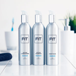 Fit Hair Care Gift Pack